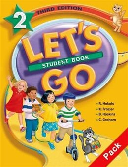 Book Lets Go: Level 2, Third Edition Student Book and Workbook Pack B by R. Nakata
