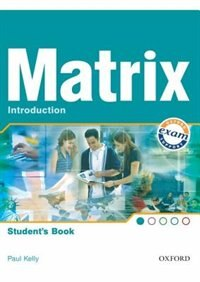 Book New Matrix: Introduction Student Book by Kathy Gude