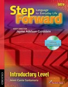 Step Forward: Introduction Student Book with CD Pack