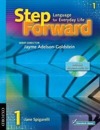 Step Forward: Level 1 Student Book with CD Pack