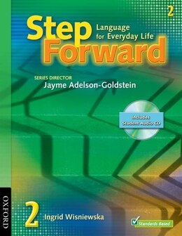 Book Step Forward: Level 2 Student Book with CD Pack by Barbara Denman