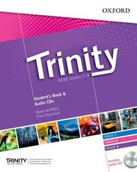 Trinity Graded Examinations in Spoken English (GESE): Grades 7-9 Students Pack with Audio CD