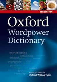 Book Oxford Wordpower Dictionary by Oxford