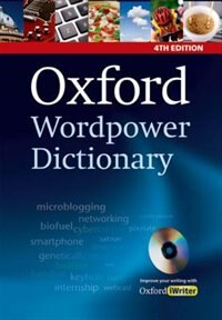 Book Oxford Wordpower Dictionary Pack (with CD-ROM) by Oxford