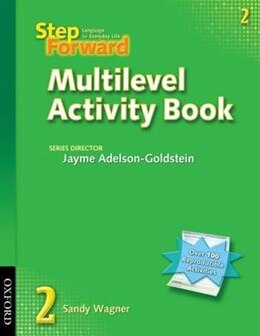 Book Step Forward: Level 2 Language for Everyday Life Multilevel Activity Book by Barbara Denman