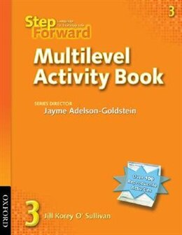Book Step Forward: Level 3 Multilevel Activity Book by Jill Korey OSullivan