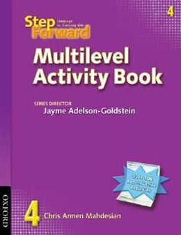 Book Step Forward: Level 4 Multilevel Activity Book by Barbara Denman