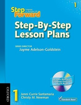 Book Step Forward: Level 1 Step-By-Step Lesson Plans Pack by Barbara Denman
