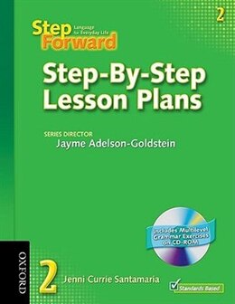 Book Step Forward: Level 2 Step-By-Step Lesson Plans Pack by Barbara Denman