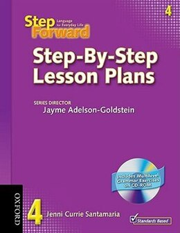 Book Step Forward: Level 4 Step-By-Step Lesson Plans Pack by Barbara Denman