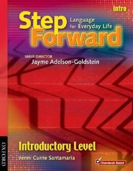 Book Step Forward: Introductory Student Book by Jenni Currie Santamaria