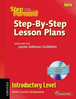 Book Step Forward: Introductory Step-By-Step Lesson Plan Pack by Jenni Currie Santamaria
