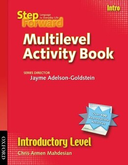 Book Step Forward: Introductory Multilevel Activity Book by Chris Armen Mahdesian