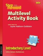 Step Forward: Introductory Multilevel Activity Book