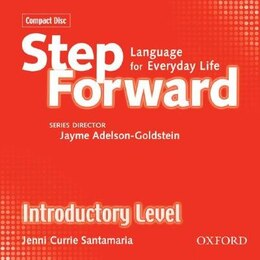 Book Step Forward: Introductory Class CDs (3) by Jayme Adelson-Goldstein