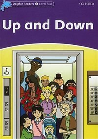 Book Dolphin Readers: Level 4 Up and Down by Richard Northcott