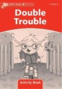 Book Dolphin Readers: Level 2 Double Trouble Activity Book: Level 2 by Craig Wright