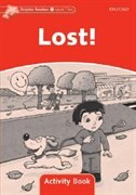 Book Dolphin Readers: Level 2 Lost! Activity Book: Level 2 by Craig Wright