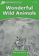 Book Dolphin Readers: Level 3 Wonderful Wild Animals Activity Book: Level 3 by Craig Wright