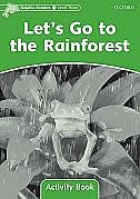 Book Dolphin Readers: Level 3 Lets Go to the Rainforest Activity Book: Level 3 by Craig Wright