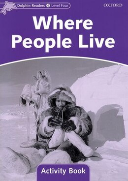 Book Dolphin Readers: Level 4 Where People Live Activity Book by Craig Wright