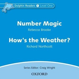 Book Dolphin Readers: Level 1 Number Magic and Hows the Weather? Audio CD by Craig Wright