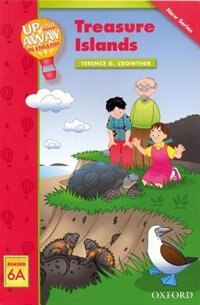 Up and Away Readers: Level 6 Treasure Islands: Treasure Islands