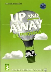 Up and Away in Phonics: Level 3 Book and Audio CD Pack