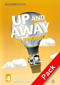 Up and Away in Phonics: Level 4 Book and Audio CD Pack