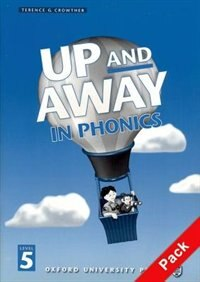 Book Up and Away in Phonics: Level 5 Book and Audio CD Pack by Terence G. Crowther