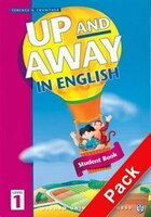 Up and Away in English: Level 1 Homework Book with CD Pack