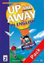 Up and Away in English: Level 2 Homework Book with CD Pack