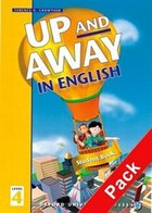 Up and Away in English: Level 4 Homework Book with CD Pack