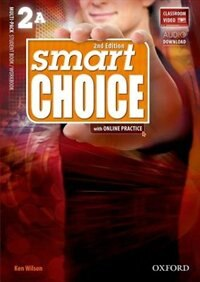 Book Smart Choice: Level 2 Multi-Pack A and Digital Practice Pack by Ken Wilson