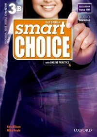 Book Smart Choice: Level 3 Multi-Pack B and Digital Practice Pack by Ken Wilson