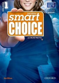 Book Smart Choice: Level 1 Student Book and Digital Practice Pack by Ken Wilson