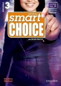 Book Smart Choice: Level 3 Student Book and Digital Practice Pack by Ken Wilson