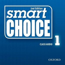 Book Smart Choice: Level 1 Class CD 1 (2 Discs) by Ken Wilson
