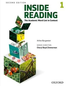 Book Inside Reading: Level 1 Student Book Pack by Arline Burgmeier