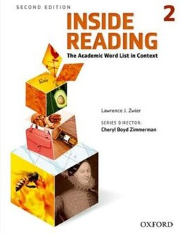 Book Inside Reading: Level 2 Student Book Pack by Lawrence J. Zwier