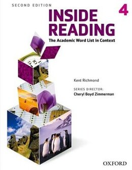 Book Inside Reading: Student Book 4 Pack by Kent Richmond