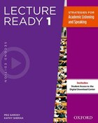 Lecture Ready: Level 1 Student Book
