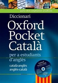 Book Diccionari Oxford Pocket Catala Pack by Oxford