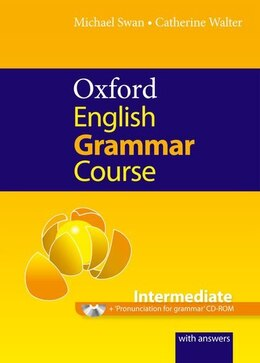 Book Oxford English Grammar Course: How English Works Student Book With Key Pack by Michael Swan