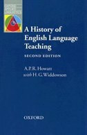 Book Oxford Applied Linguistics: A History of ELT, Second Edition by A.P.R. Howatt