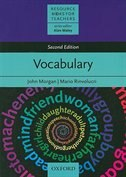 Book Resource Books for Teachers: Vocabulary, Second Edition by John Morgan