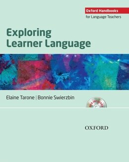 Book Exploring Learner Language by Elaine Tarone