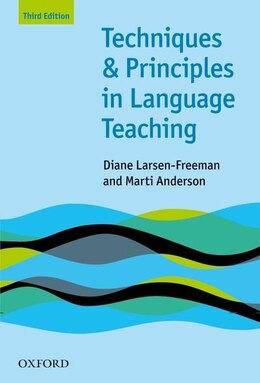 Book Techniques and Principles in Language Teaching by Diane Larsen-Freeman