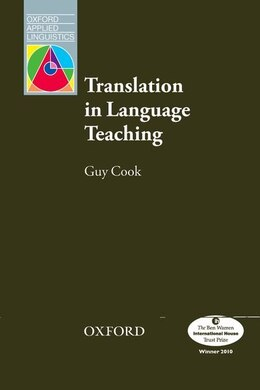 Book Oxford Applied Linguistics: Translation by Guy Cook