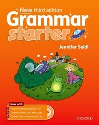 Grammar: Starter Students Book with Audio CD